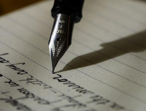 Wie können wir unsere Angst, in einer Fremdsprache zu schreiben, überwinden?