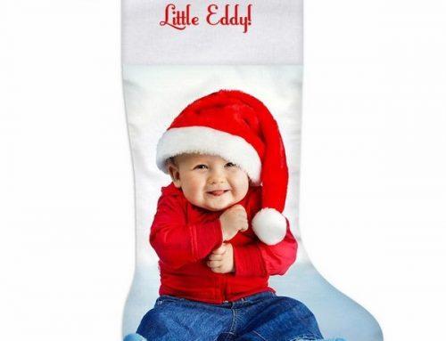 Der Weihnachtsmann druckt seine Geschenke!